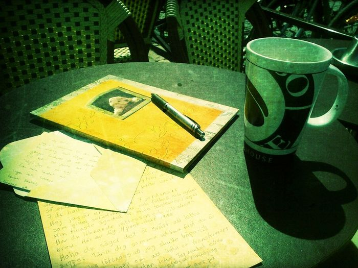 Letters And Coffee