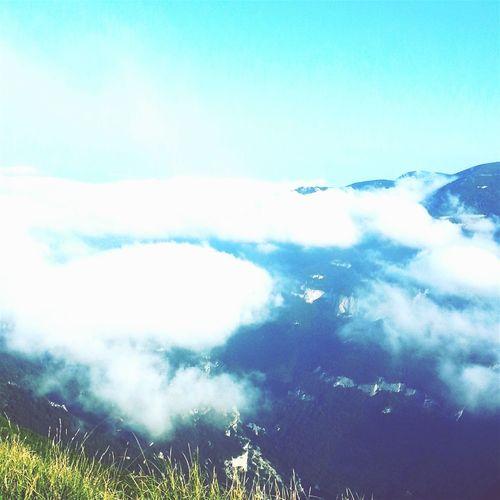 Il cielo resta il limite da superare! Traking Majella Mountain Peace Fotography First Eyeem Photo