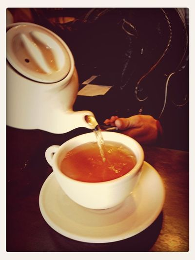 I Like Tea And Coffee And Winter In Canada.