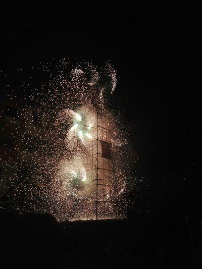 Fuego Juego Artificiales Fireworks