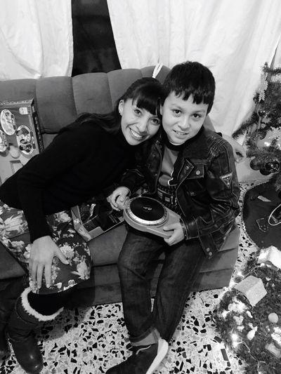 Navidad #love #pretty #dana #family #happy My Cousin That's Me Enjoying Life