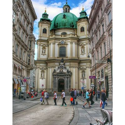 Vienna_city Beautiful Eurodiary Architecture art old oldpic