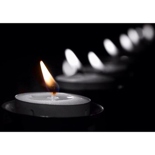 Candles.. Coloursplash Candles Bnw_diamond Bw_lover Icu_britain_bw Bnwbutnot Splashofcolor Flame