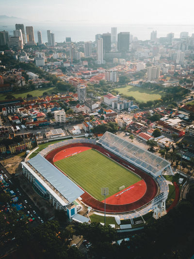 Penang city stadium is the oldest built stadium still in use in malaysia