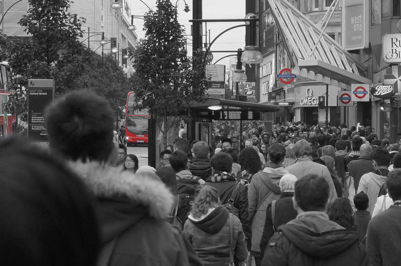 Crowd London
