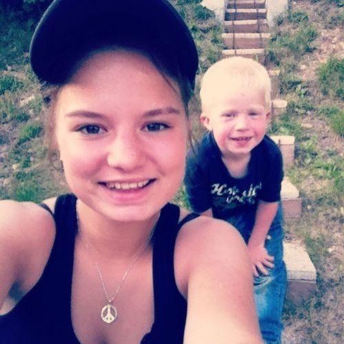 Mon frère le plus beau. ♡