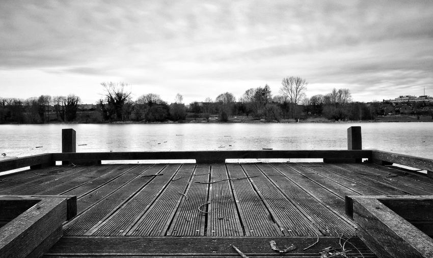 Landscape_Collection France Landscape Bw Blackandwhite Black And White Monochrome Bnwphotography Bnw Symmetry Lakeside Tranquil Scene