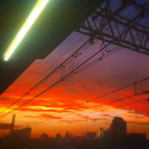 Sunset_collection I'm Coming Home Working Hard Today Was A Good Day