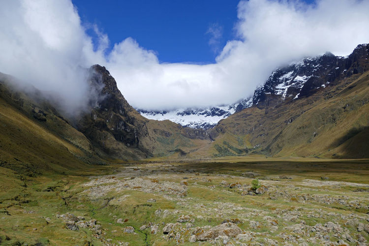 Sangay NP - Ecuador Andes Crater Lake Misty National Park Nature Sangay View Abandoned Clouds And Sky Crater Ecuador Landscape South America Valley Volcano Vulcano Wild Wilderness