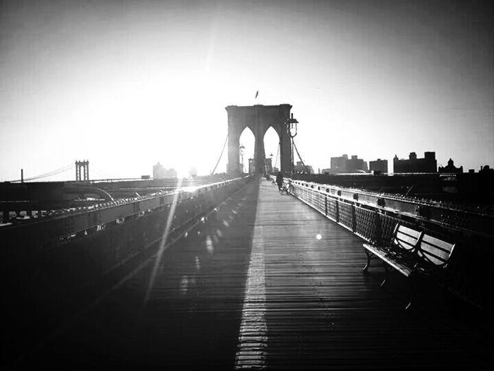 Brooklynbridge Brooklyn Bridge / New York New York Mas New Que York The Best Of New York The Street Photographer - 2015 EyeEm Awards