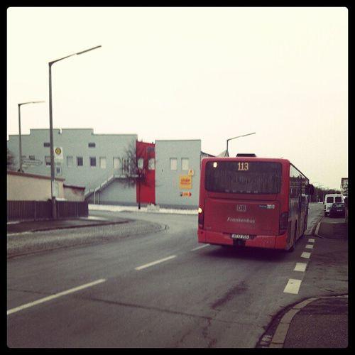 Bye bye ovf Ovf Frankenbus 113