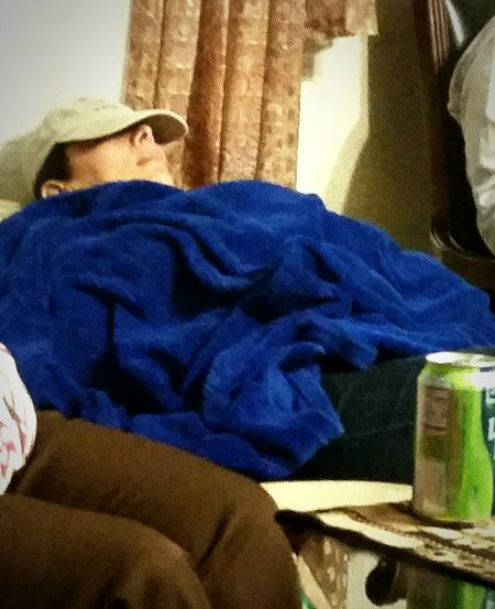 Someone's not into the Superbowl. Hahaha