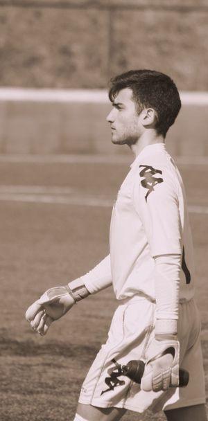 """""""De todas las cosas que llevas puestas, tu actitud es la más importante"""" MySON♥ Myson Son ❤ Love ♥ Goalkeeper Goalkeepers Goalkeeping Football Futbol Nike"""