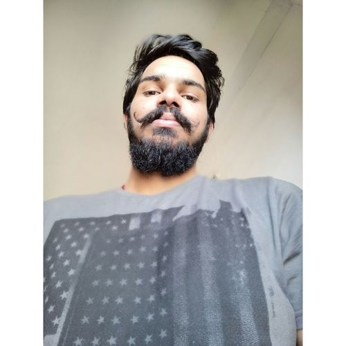 Selfie beard Confidence  Attitude Lifestyles SINGH...