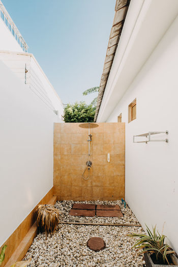holiday huahin beach thailand Architecture Built Structure Building Exterior Building No People Day Nature Wall - Building Feature Plant Sky Wall Outdoors Clear Sky Residential District Potted Plant Sunlight House Animal Themes Animal One Animal