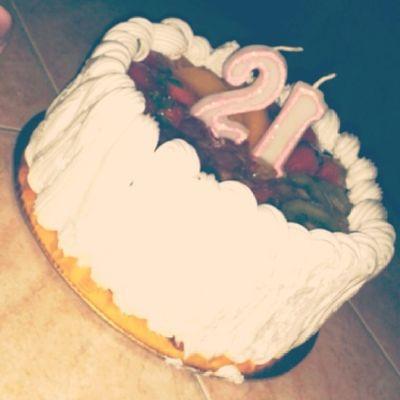 BirthdayCake 21 Favorite ♥