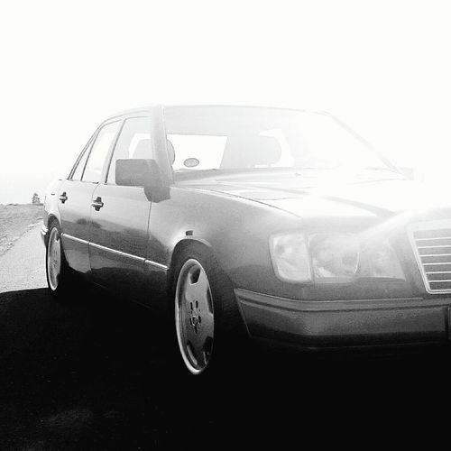 Mercedes-Benz Classic Car W124 W124fanatic V8 Youngtimer