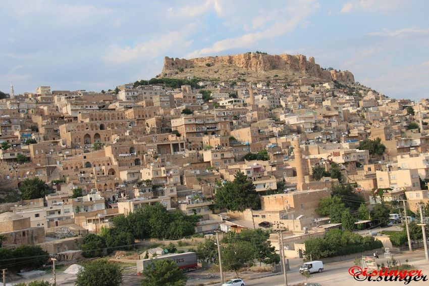 Architecture City Cityscape Cultures Day Horizontal Landscape Mardin Mardintravel No People Outdoors Sky Summer Tourism Travel Destinations Türkiye Urban Skyline