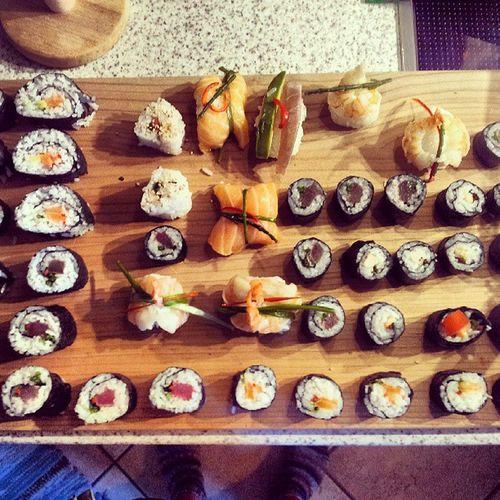 Sushi Selbstgemacht Daserstemal