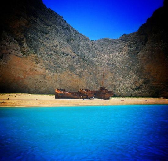 Quite, navagio beach. Shipwreck Navagio Beach IPhoneography Tranquility Beach Paradise Zakynthos Island Beutiful  Coastalwonders Tourist Attraction