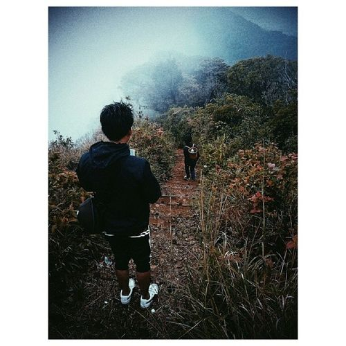 Throwback Trekking 2 .167mVietnam2012 dalatvsco vscocam vscophile wanderlust top
