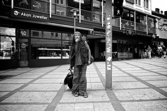 People Street Photography Black And White Life Trip Urban Life Germany