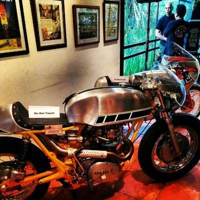 Cafe Culture. Sekepalaspal13 Motoart Jakartaitukeren Caferacer