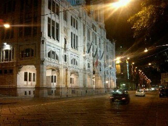 Cagliari By Night Streamzoo Family Antichita Cagliari Urban City
