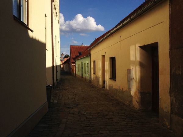 Window of Light Streetphotography Sunlight Czech Republic Streetphoto_color