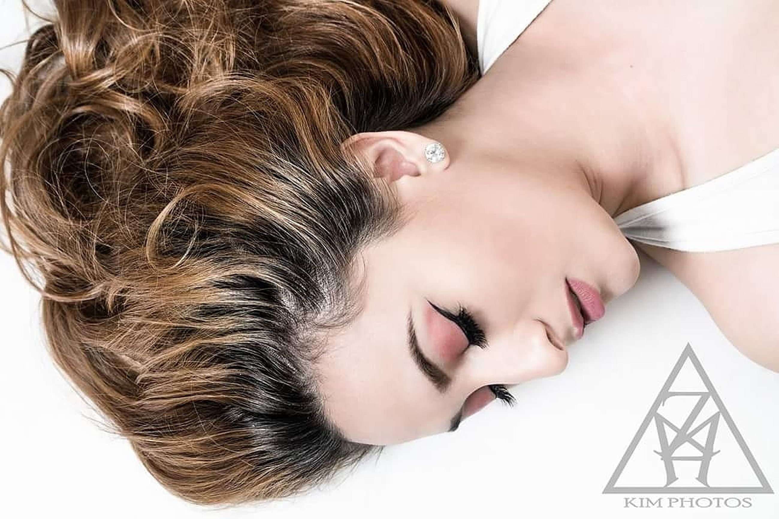 childhood, person, lifestyles, innocence, leisure activity, girls, cute, elementary age, headshot, close-up, indoors, relaxation, high angle view, young women, boys, babyhood, lying down, eyes closed
