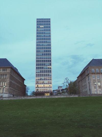 Mannesmann Tower