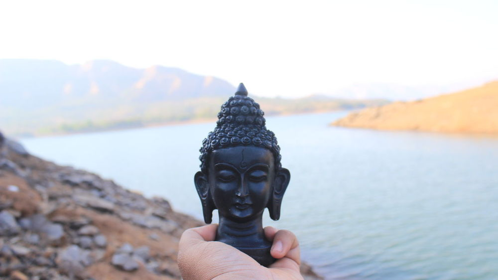 peace photography Buddha Buddha Statue Canon 600d Eos Canon 600D📷 Canonphotography Mountains Mountains And Sky Peace ✌ Peacefulview Peacfull Place Riverscape Riverside Water