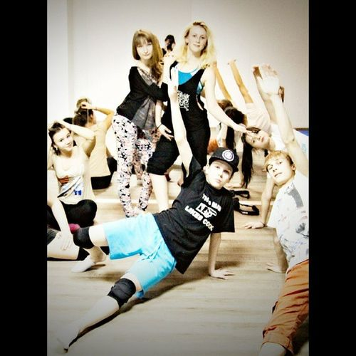 Master_class on Contemporary Dance 21/02/15 Instasize