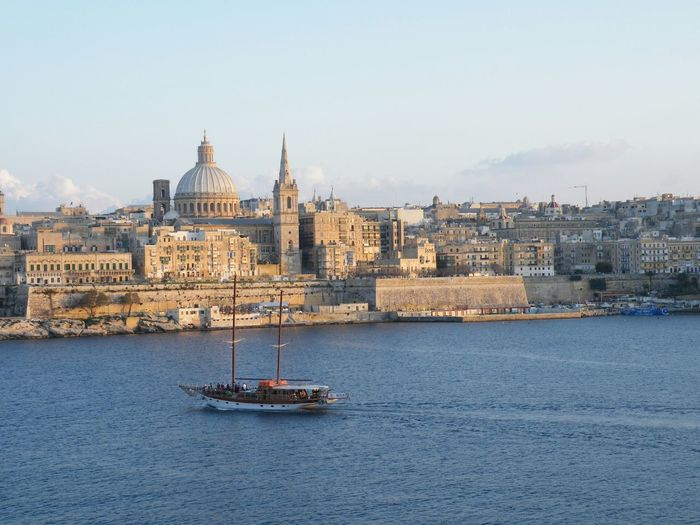 Valletta sailboat Malta My Favourite Place