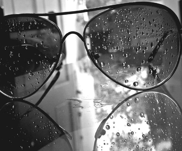 they fell in the water xD EyeEm Best Shots - Everything Wet Wet Sunglasses Sunglasses Eyeem Best Shots - Macro / Closeup
