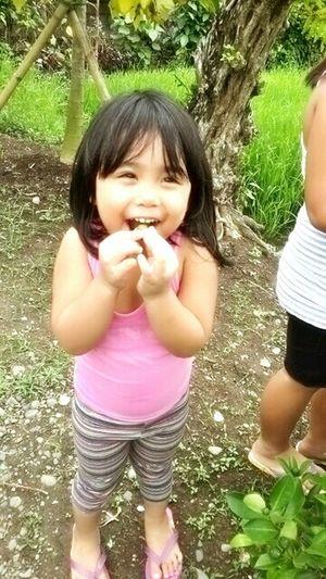 Everyday Joy .Lil girl's happiness