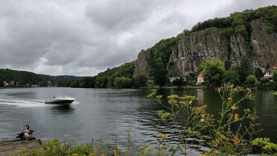Water Cloud - Sky Nature Outdoors Belgium♡ Taking Photos ❤ Day Eyemphotography Travel Destinations Enjoying Life