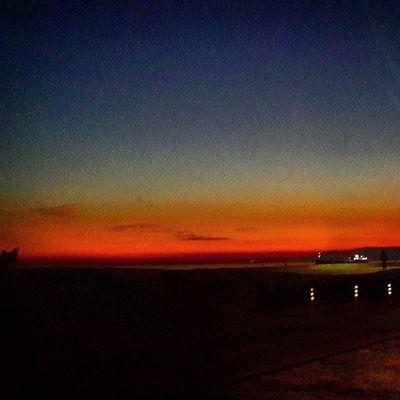 Right time & right location... Istanbul Türkiye Turkey Travel Journey Weather Sun Weatherlive Lightsout Life Enjoy Relaxing Sunset Evening Sky Skyporn Cloudporn Landscape Sea Sea_sky Instamood Comeseeturkey Oneistanbul Istanbullife Colors
