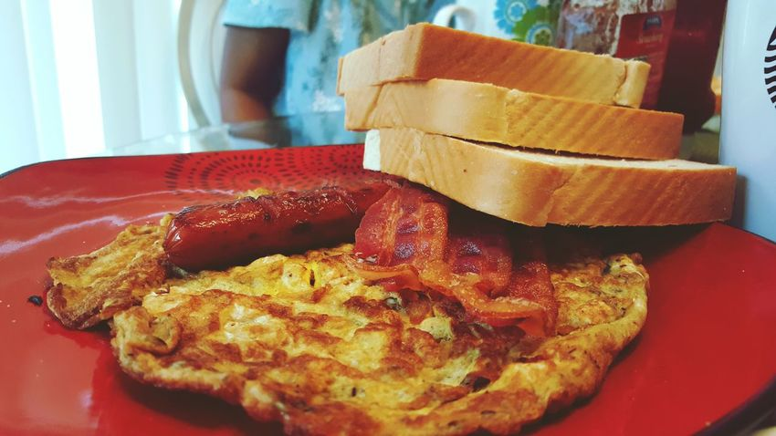 Breakfast is key. Hanging Out Taking Photos Check This Out That's Me Cheese! Enjoying Life Looking Ahead Capture The Moment Samsung Galaxy S6 Edge Samsungphotography Food Food Photography Foodporn Breakfast Time Egg Bacon And Eggs Bread Bread, Breakfast, Cake, Close Up, Decoration, Eat, Eating, Family Cake, Food, Home, Home Made, Orange, Pick, Red Dish, Spoon Cake, Steal, Sweet, Sweets, Temptation, Torta Paesana, Window Esposition, Window Ligth Plate Break Time Breakfast Time!