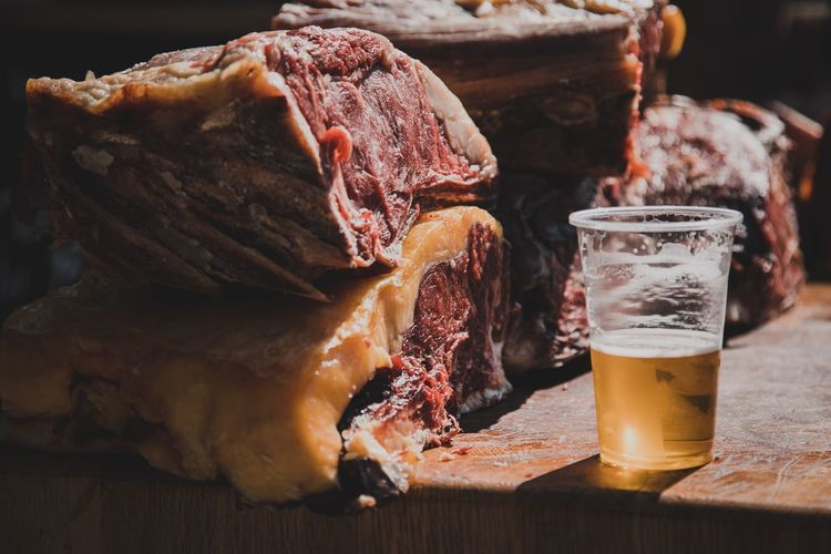 EyeEm Selects Food And Drink Refreshment Drink Freshness Beer Table Still Life Glass Drinking Glass Beer - Alcohol Beer Glass Alcohol Household Equipment Close-up Food No People Frothy Drink Indoors  Wood - Material Sunlight