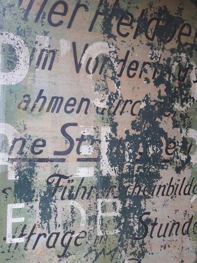 Close-up Text