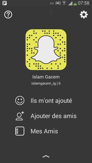 Add me Snapchat That's Me Enjoying Life Hi!