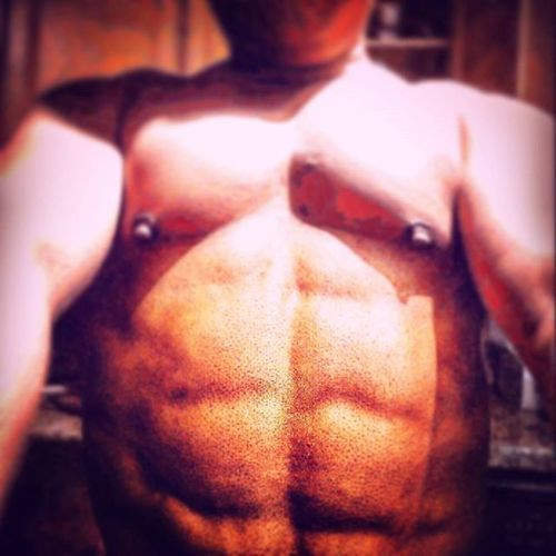 Crunching for these deadlines have had an inpact on me lately. Abs Killerworkout Muscle