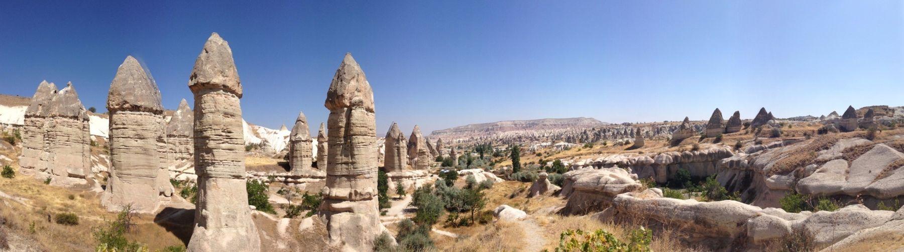 Zeme Valley /Love Valley Turkey Kapadokya Cappadocia Love