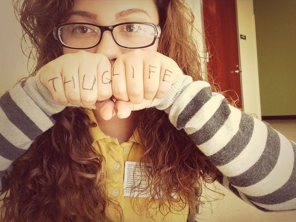 #thuglife