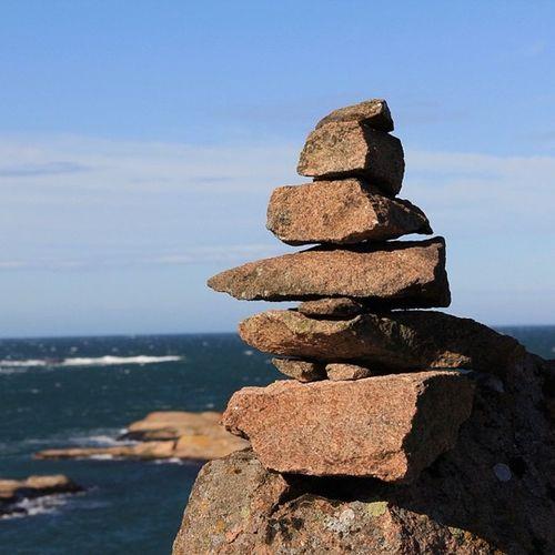 Ramsvik Ocean View Rocks Beautiful Nature Hiking Beautiful Naure