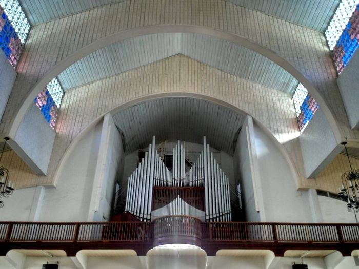 Second largest pipe organ in the philippines. Ozamiscity2014