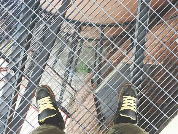 Taking Photos Check This Out EyeEm Gallery Heights Looking Down Showcase June Looking Down From Above Grates Tall Buildings Up High Looking Down Up High Unitedstates United States Fears Phobias Fear Of Heights Fearless Exploring The Unknown New Heights Above Fearoftheunknown The Secret Spaces Out Of The Box