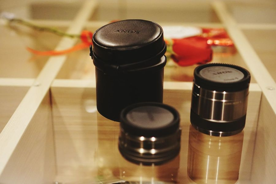 Sony Lens EyeEm Selects Table Aerosol Can Bottle Close-up Food And Drink