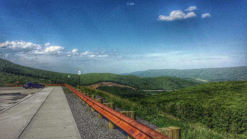 EyeEm Nature Lover Scenery_collection Nature_collection Mountain_collection West Virginia Scenic Lookout Wish You Were Here Royal Blue  Jaguar X-type